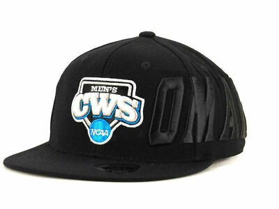 NCAA College World Series Baseball Men's CWS Overcast Slam One Fit Flex Hat Cap