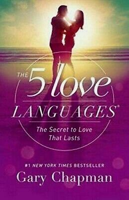 The 5 Love Languages: The Secret to Love That Lasts by Gary Chapman (EPUB+AUDIO)