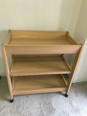 Boori Change Table for sale ($150)