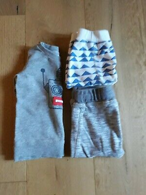Seed Heritage Baby Boy Bundle X3 Items - Size 12-18 Months