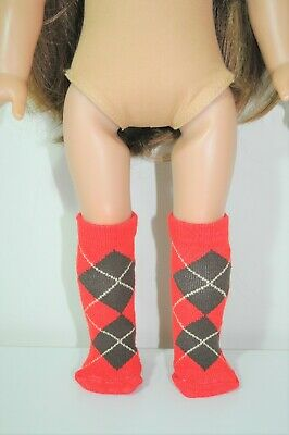 American Girl Doll Our Generation Journey 18 Inch Doll Clothes Knee High Socks