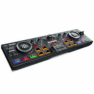 Numark Pocket DJ Controller with Audio Interface With Serato DJ Intro Japan F/S