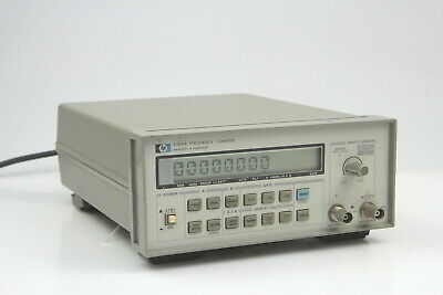 HP 5385A Frequency Counter 10HZ to 1GHZ used #14