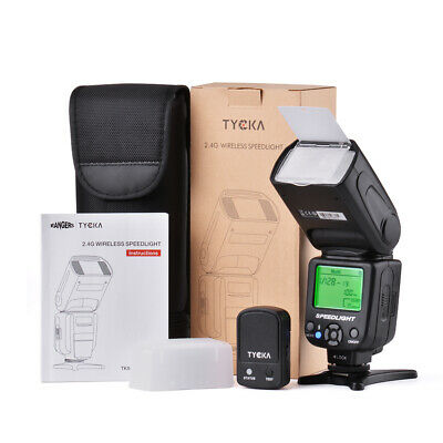 Tycka Basics Speedlight Flash 2.4G wireless trigger remote for DSLR Camera TK205