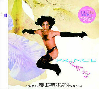 PRINCE - Lovesexy Remix and Remasters EDITION 2CD (COLLECTORS EDITION)