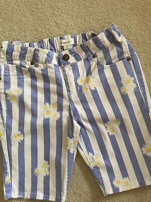 Pumpkin Patch Shorts For Girl Size 12
