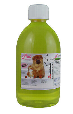 Animal Disinfectant Dogs Cats Farm Animals Odour Remover Makes 25L Citrus Lemon