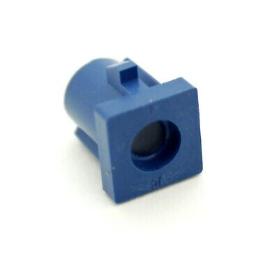 Plastic shell Fakra connector blue spare parts gps radio