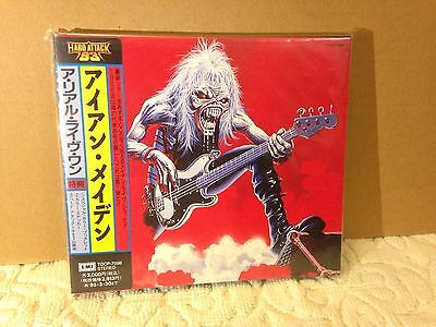 A2441 Iron Maiden / Brave New World (Jp) Tocp-65418 (Brand New Originally Unseal