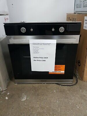 8eace7b5c3ee Hotpoint Class 7 SI7 864 SH IX Built-in Single Electric Oven - Stainless  Steel