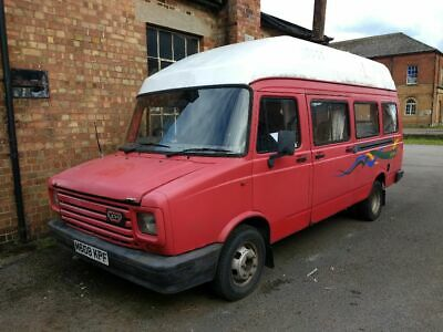 LDV 400 campervan. Low mileage. Project.