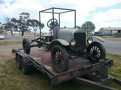 t model ford starts runs drives collector car PROJECT