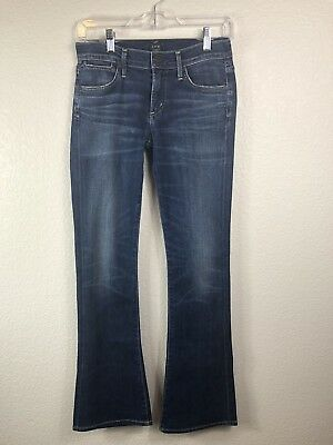 b64a6f3c665 Citizens of Humanity Women's Emannuelle Petite Slim Bootcut Jeans Size 24