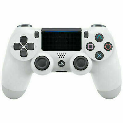 Sony PlayStation 4 PS4 Dualshock 4 Wireless Controller SECOND GENeration (WHITE)