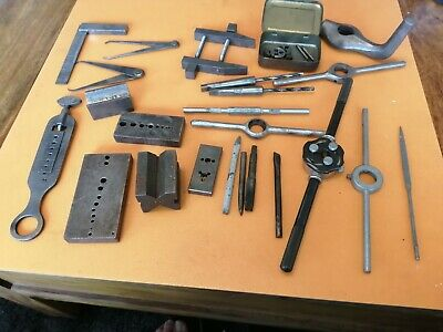 Selection of small engineering tools