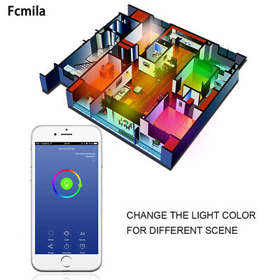 Original Sonoff B1 Smart Home Wifi Glühbirne Kabellos Dimmbar RGB LED E27 Lampe