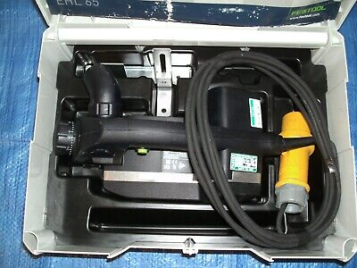 FESTOOL Planer EHL 65 E-Plus 110v GB in original  Systainer