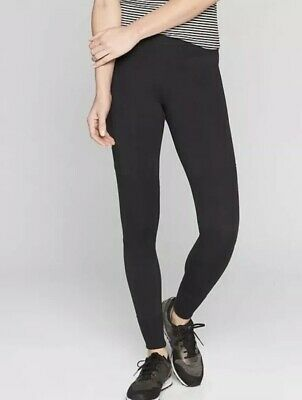 11568656a15148 NWT Athleta Women's Excursion Tight Black Size ST Small Tall 153393 MSRP $79