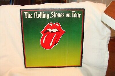 The Rolling Stones On Tour-A Dragons Dream Book 1st Ed June 1978 Photo Book