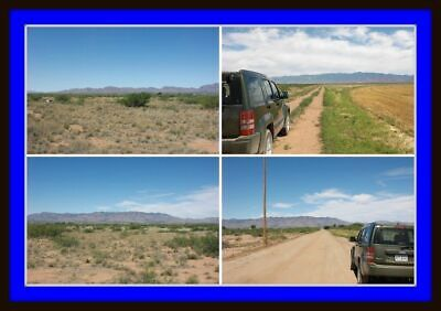 Southern Arizona Land~Beautiful Area~Corner Lot~No Reserve & No Doc Fee!
