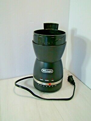 Replacement Base For Delonghi KG49 150 Watts 90g Electric Coffee Grinder Black