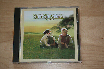 CD Soundtrack - Jenseits von Afrika - Out of Africa - John Barry