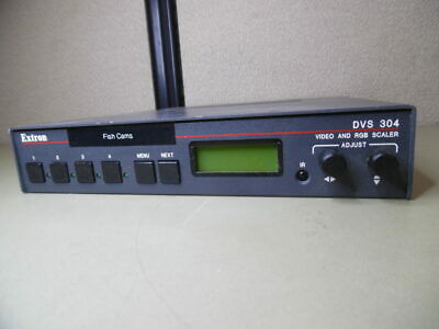 Extron DVS 304 Digital Video and RGB Scaler - FREE US SHIP