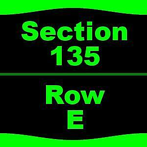 1 Ticket The Chainsmokers & 5 Seconds of Summer - Parking Passes Only 10/15 Capi