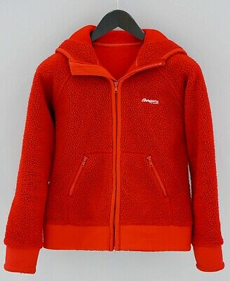BERGANS OF NORWAY womens XS hooded fleece £5.00 | PicClick UK