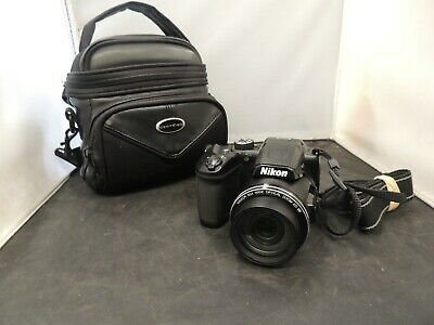 Nikon COOLPIX B500 16MP Digital Camera (Black) + Wi-Fi - NICE!!!