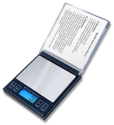 AWS Mini CD Digital Scale Small Jewelry Coin 500g x 0.1g Brand New