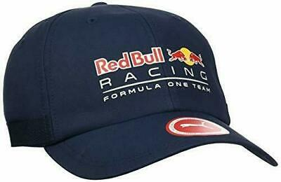 Red Bull Racing Team Puma Cap Total Eclipse TA736 Adult Navy Blue