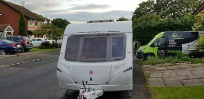 Abbey vogue 520 4 berth 2007 with awning