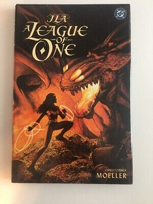 JLA: A League of One vol.1 (2000) DC Hardcover