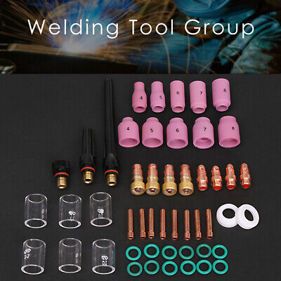 Nozzle Glass Cup Kit  Jointing Group Soldering Accessories Welding Torch Stubby