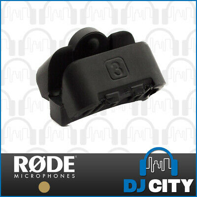 RODE iClamp6 i-XY Stereo Microphone Mount Support for iPhone 6 and iPhone 6+