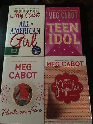 LOT OF 17: YA Young Adult Chick Lit Summer Books -Cabot