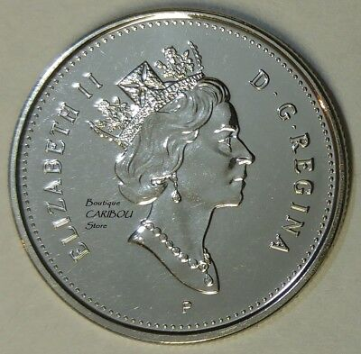 2003 P Canada Proof-Like Old Effigy 50 Cents