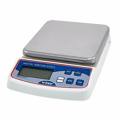 Winco SCAL-D20 Compact Digital Portion Scale