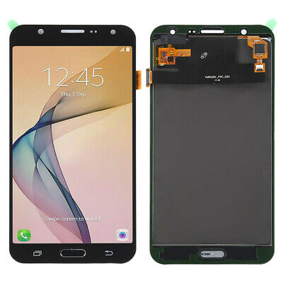 New LCD Display Touch Screen Digitizer For Samsung Galaxy J7 2015 J700 & button
