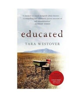 Educated: A Memoir by Tara Westover - eBook Email Delivery
