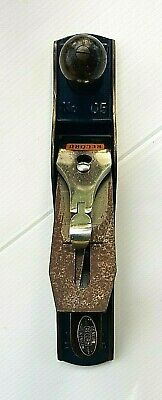 Vintage Record No 05 Made In England Wood Jack Plane