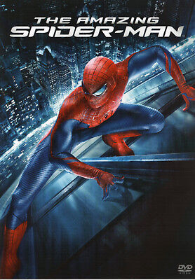 DVD - THE AMAZING SPIDER-MAN [Andrew Garfield] Fantastique / Action - NEUF