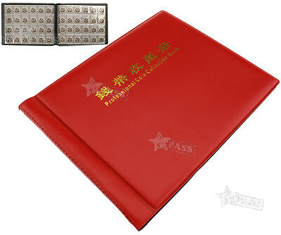 240 Coin Penny Collection Holders Storage Collecting Money Pockets Album Book