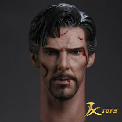 112 DOCTOR STRANGE Head Carving Benedict Cumberbatch Head
