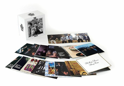 """The Rolling Stones """"In Mono"""" (Remastered) 15 CD box Set Collection Free Shipping"""