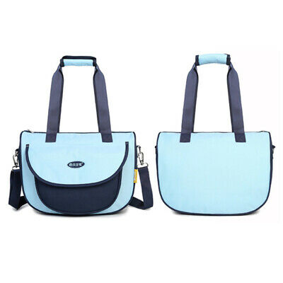 Mummy Maternity Baby Nappy Diaper Changing Bag Wipe Clean Hospital Bag LA