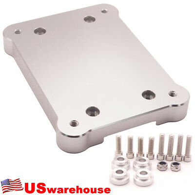 Billet Shifter Box Base Plate Honda Civic Integra K20 K24 K Series Swap 88-00