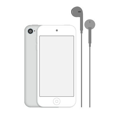 Apple iPod touch 7G 32GB (silber) 7. Generation