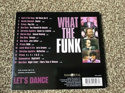 What the Funk-Let's Dance by Various | CD | very rare
